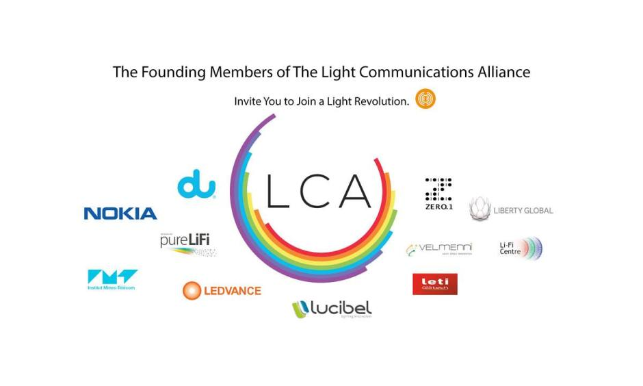 La Light Communications Alliance avec Nokia parmi ses membres.