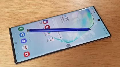 Samsung Galaxy Note 10+: son stylet, son design...