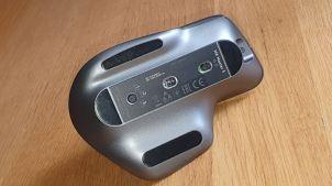 La souris Logi MX Master 3: de nouvelles icônes.