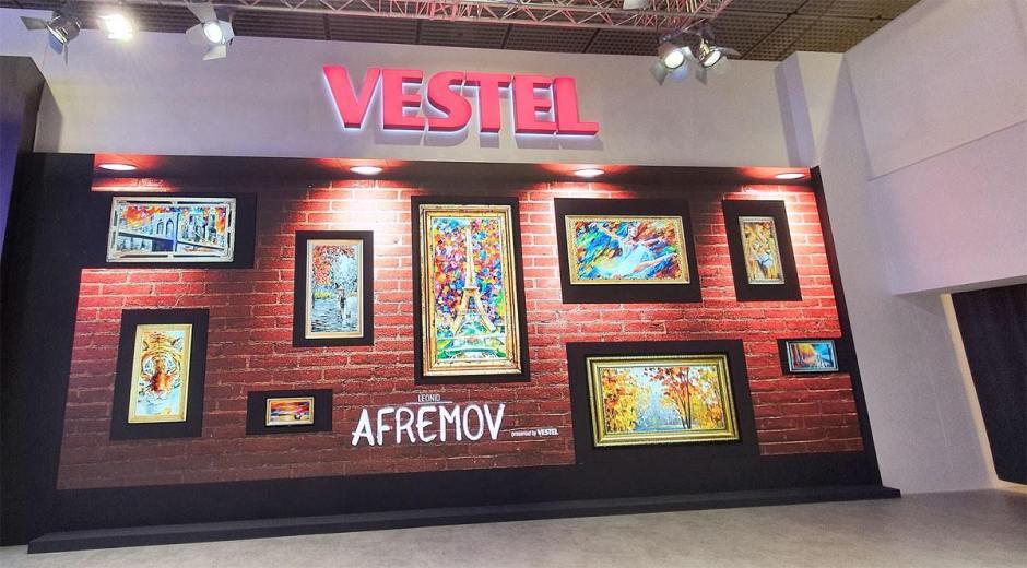 Ecrans artistiques: Vestel persiste.