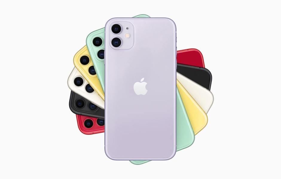 L'Apple iPhone 11.