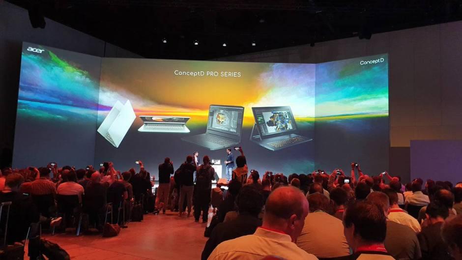 Acer ConcepD: la nouvelle gamme.