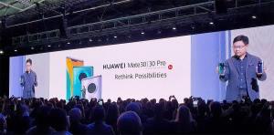Déterminé, Huawei lance sa série Mate 30 et Mate 30 Pro à Munich