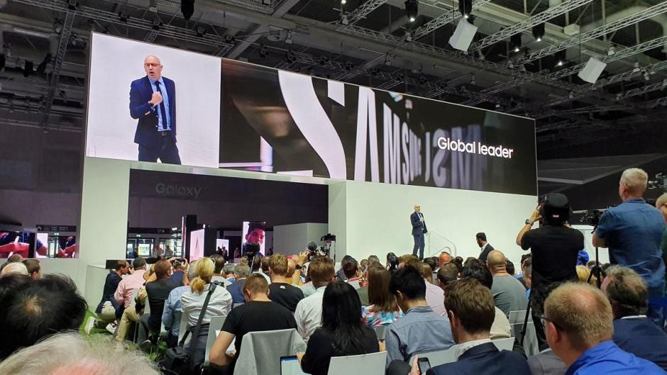 Samsung se positionne comme un leader pour ses 50 ans.