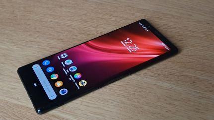 Sony Xperia 5: triple optique de 12 millions de pixels.