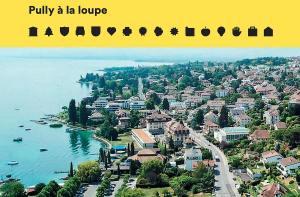 Pully, ville intelligente et connectéeavec Swisscom: un exemple pour le monde!