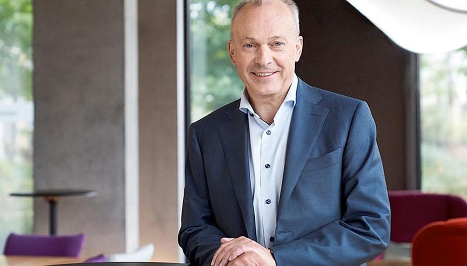 Urs Schaeppi, patron de Swisscom.