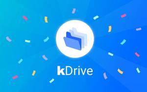 Infomaniak lance kDrive pour garder en sécurité ses fichiers en Suisse!