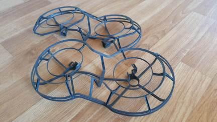 DJI Mavic Mini: les protection d'hélices pour l'intérieur.