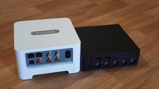 Vaut-il la peine de passer du Sonos Connect au Sonos Port?