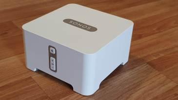 Le vénérable Sonos Connect.