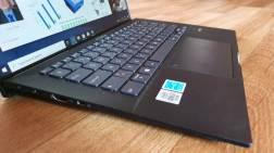 Asus ExpertBook B9: clavier rétro-éclairé.