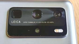 Le quadruple bloc optique Leica du Huawei P40 Pro.