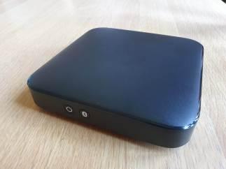 Boîtier TV Android de Net+: la connectique.