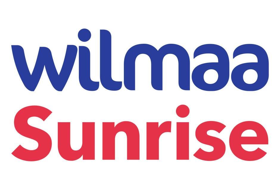 Sunrise absorbe Wilmaa.