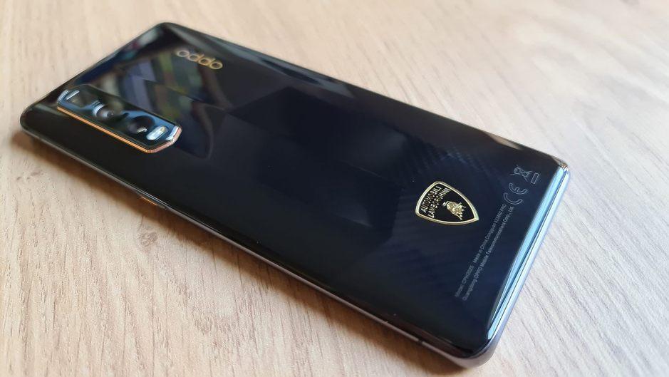 Oppo Find X2 Pro Lamborghini Edition: une impression de luxe…