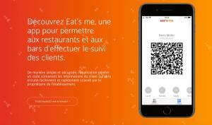 L'application «eat's me» dépasse la barre des 2000 téléchargements