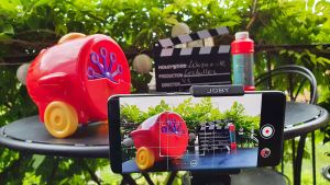 Test multimédia: les incroyables ralentis du HuaweiP40 Pro+