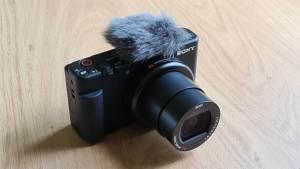 High-tech: le test multimédia de l'appareil photo Sony VlogZV-1