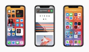 Premiers pas sur iOS14, iPadOS 14 et WatchOS 7: le choc?