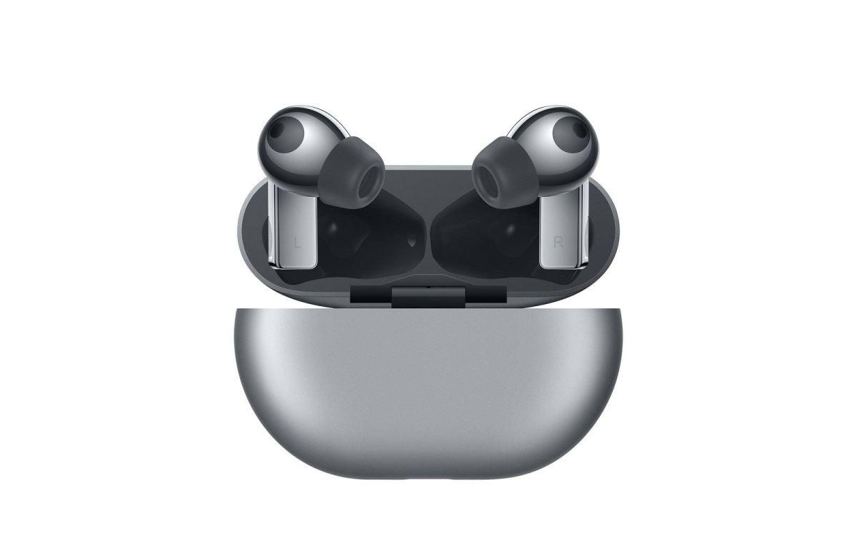 Les nouveaux FreeBuds Pro de Huawei.