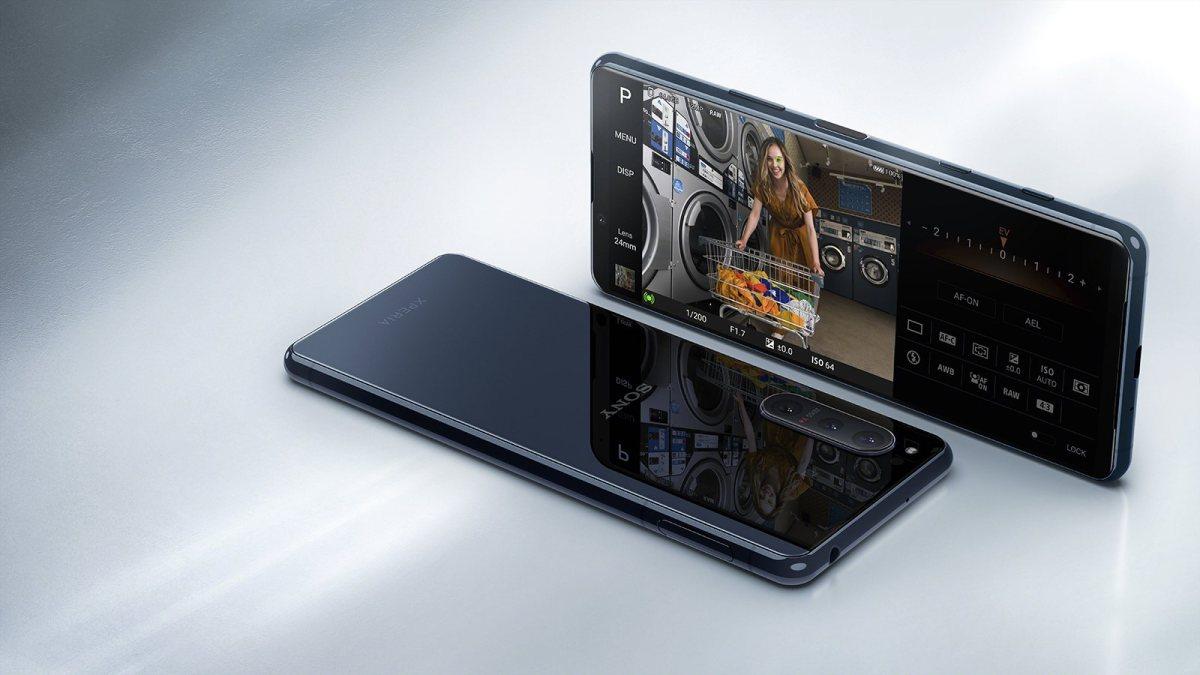 Sony Xperia 5 II 5G.
