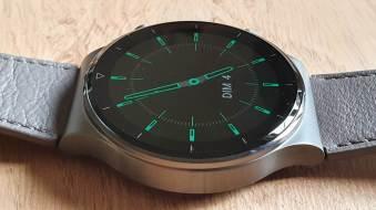 La Huawei Watch GT2 Pro.