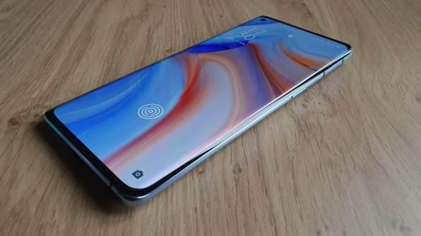 Oppo Reno 4 Pro 5G: le bel écran de 6,5 pouces.