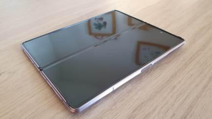 Le magnifique écran pliable du Samsung Galaxy Z Fold 2 5G.
