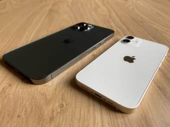 iPhone 12 Pro Max ou mini?