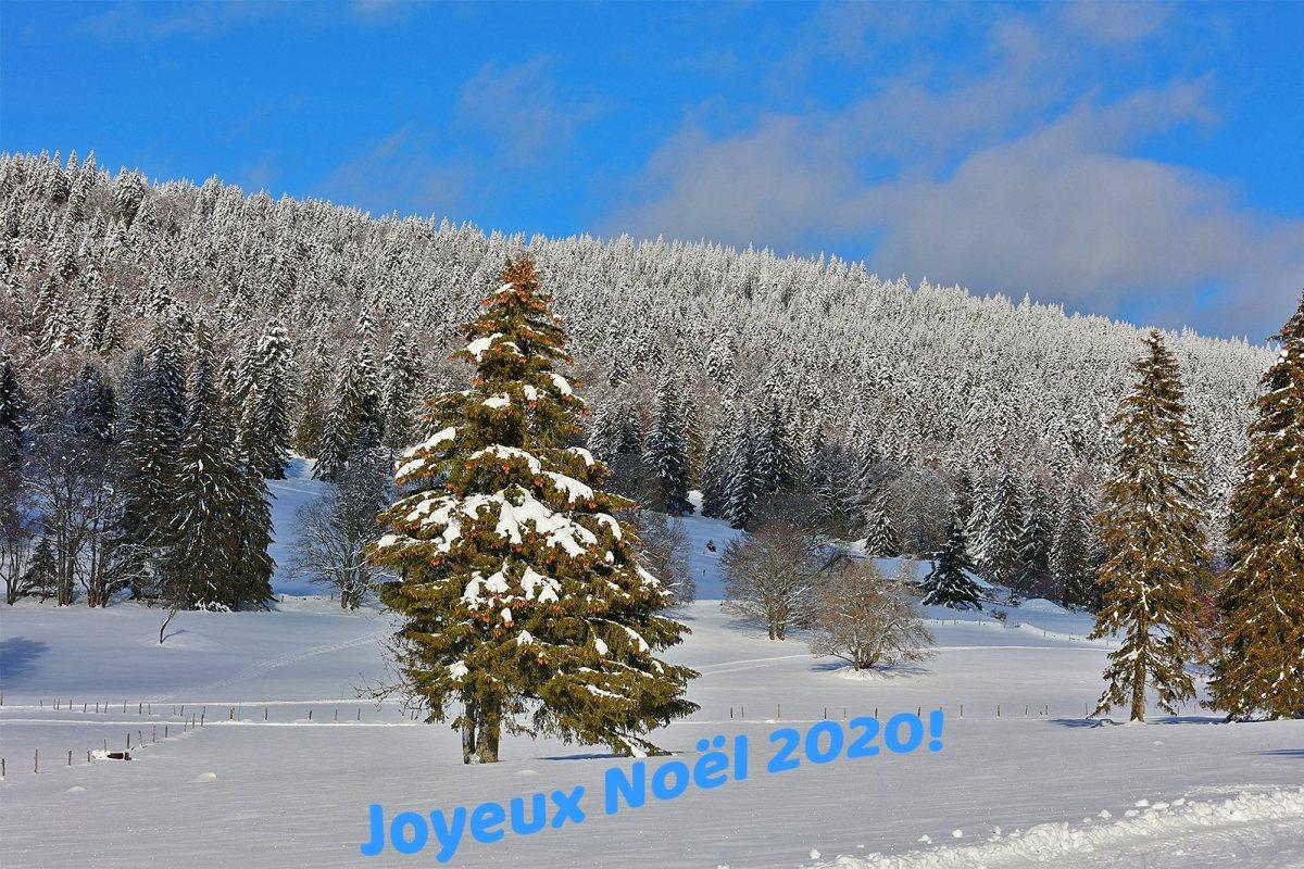 Joyeux Noël 2020!
