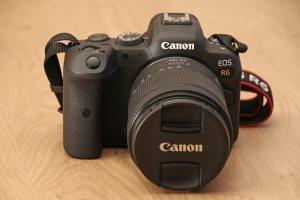 High-tech photo-vidéo: quelques considérations sur le prodigieux Canon EOSR6…