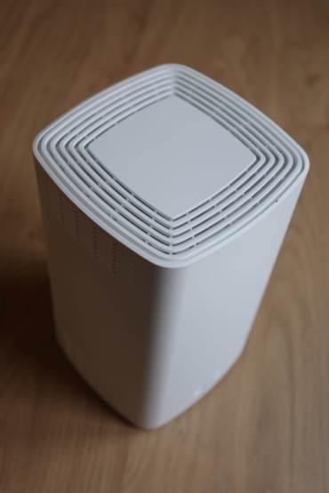 La Sunrise Internet Box Fiber: un design réussi.