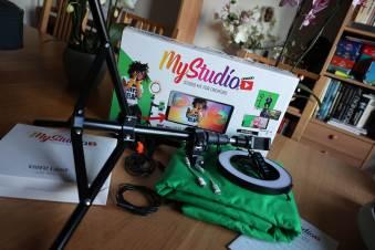 Le kit complet MyStudio.