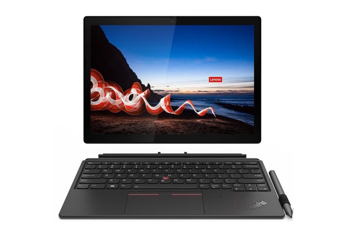 Le ThinkPad X12 Detachable.