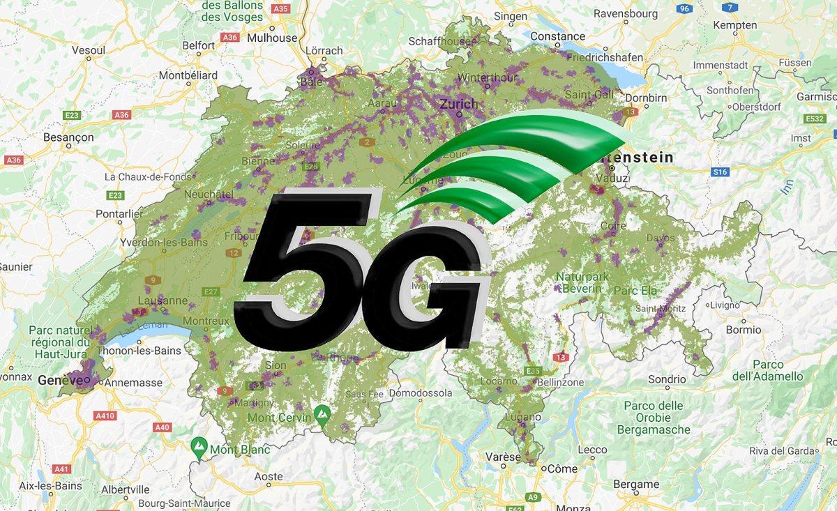 Alors que des groupuscules conspirationnistes et réactionnaires foulent aux pieds la démocratie, Swisscom couvre déjà légalement presque toute la Suisse en 5G.