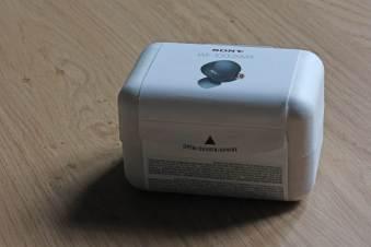 Les écouteurs LDAC Sony WF-1000XM4.
