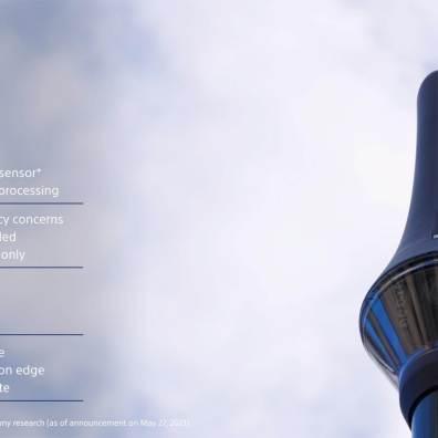 Boosté à l'IA, le Sony IMX500 travaille en local.
