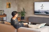 Sony SRS-NB10: aussi pour la TV.