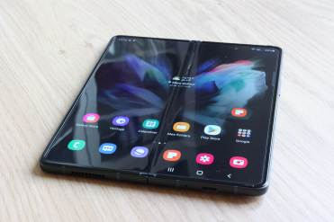Samsung Galaxy Z Fold 3 déployé!
