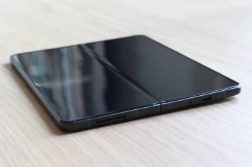 Samsung Galaxy Z Fold 3: l'écran.