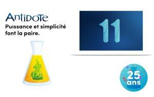Read more about the article Avec Antidote 11, Druide se met au neuronal pour ses 25ans!