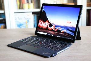 Read more about the article Le test multimédia du polyvalent Lenovo ThinkPad X12 Detachable