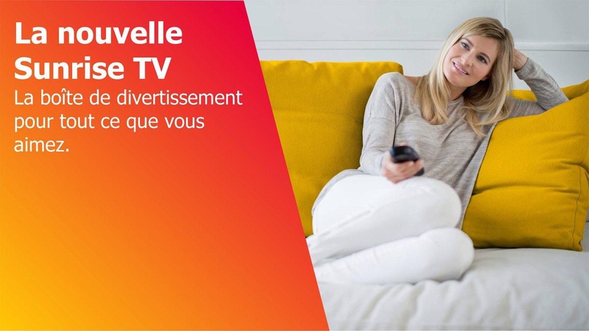 Nouveau départ pour Sunrise TV.