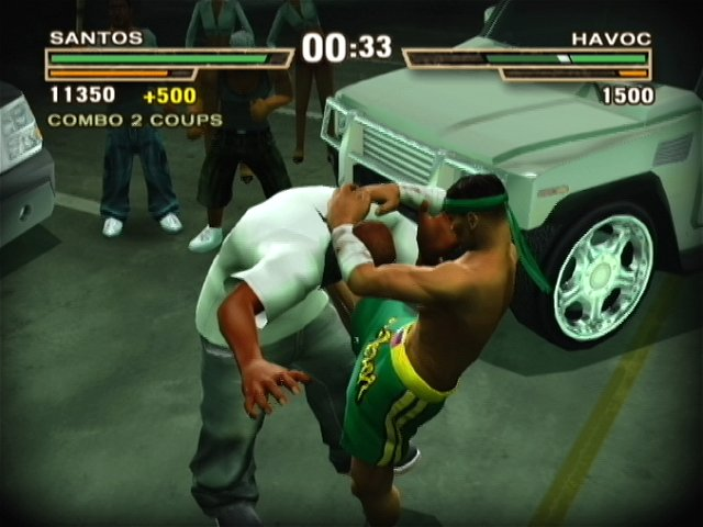 XBLAs Most Wanted Def Jam Fight For New York XBLAFans