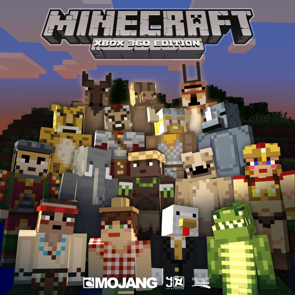 Minecraft Bug Update And New Skins Out Now XBLAFans