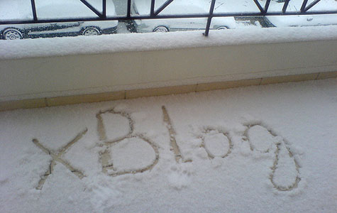 xblog.gr on ice