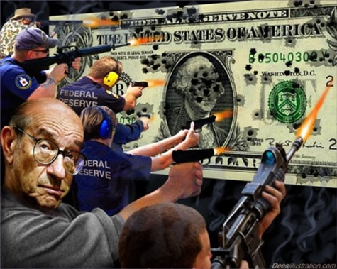 Shoot the Dollar