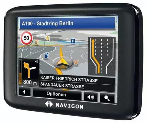 GPS Navigon 1200