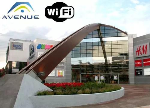 Εμπορικό Κέντρο Avenue - Δωρεάν Wi-Fi